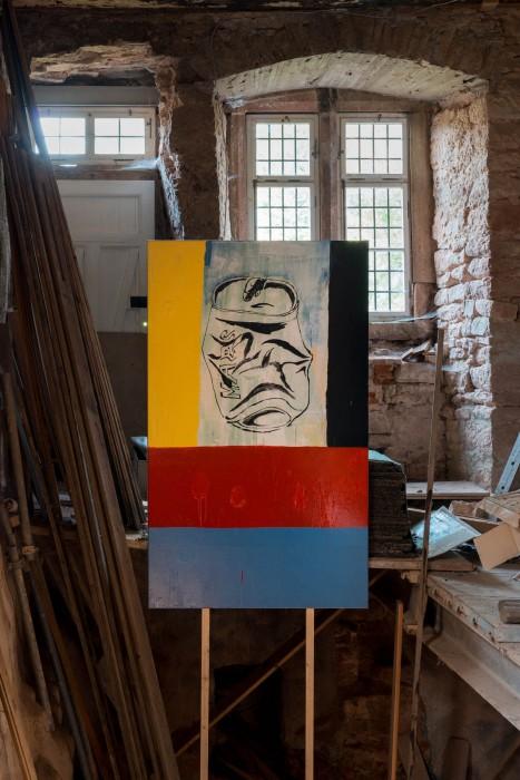 Tom Król — NOS 66,7% - Kunsterverein Wiesen